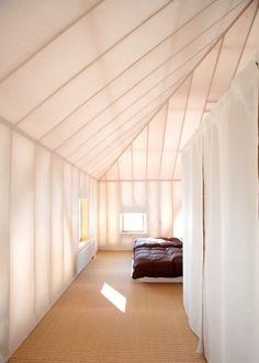 Meme Meadows Experimental House by Kengo Kuma and Associates