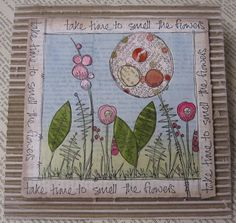 Jo Firth-Young: A trip down memory lane: 10 Years of PaperArtsy Creativity…