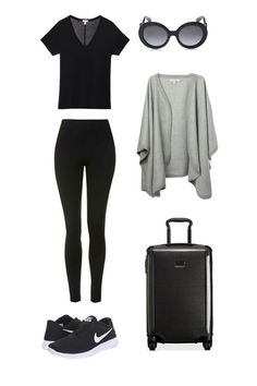 Outfit for Summer in Iceland | Travel Light - Pack for Iceland in the Summer. 20 items, 10 outfits, 1 carry-on.