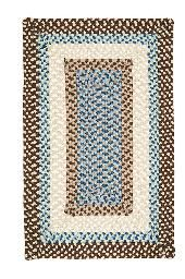 Colonial Mills Montego Bright Brown Kids / Juvenile Rug - - Braided Rugs - Area Rugs by Style - Area Rugs Braided Area Rugs, Outdoor Rugs, Indoor Outdoor, Border Design, Totoro, Innovation Design, Hand Weaving, Kids Rugs, Colonial