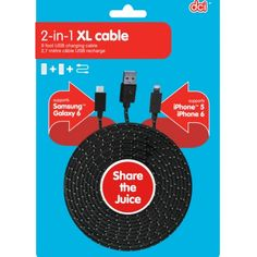 2-IN-1 XL CABLE COMBO | dci