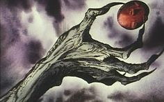 """""""In this world, is the destiny of man controlled by some transcendental entity or Law? Is it like the hand of God hovering above? At least it is true, that man has no control, even over his will."""" #Berserk"""