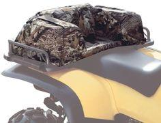 Kwik Tek ATV Padded Rear Pack (Mossy Oak) « AUTOMOTIVE PARTS & ACCESSORIES AUTOMOTIVE PARTS & ACCESSORIES