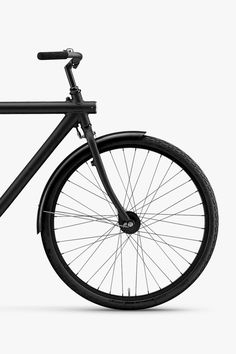 VAN MOOF | The Perfect City Bike