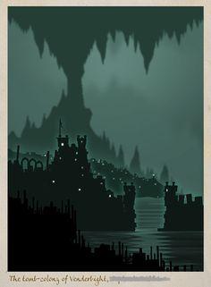 The Tomb-Colony of Venderbight. Welcome to Fallen London, Delicious Friend. www.fallenlondon.com.