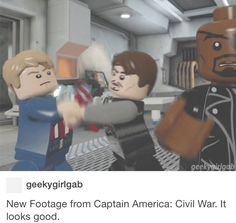 They're making a Lego game with all, I repeat ALL of the Avengers prequels, the Avengers, and Age of Ultron!