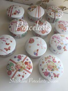 Boxes, China, Cake, Food, Decor, China Painting, Pie Cake, Decoration, Crates