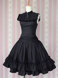 Victorian Maiden Victorian Doll Dress