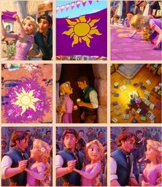 tangled cutest couple ever
