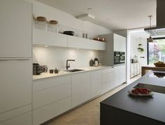 Kitchen Architecture - Home - Combined elegance