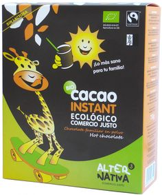 Topbio - Cacao Instantáneo 750g