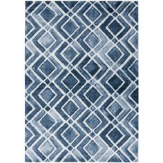 From the Nova Collection by Surya, this rug is the perfect blend of organic dyed look with a geometric pattern. (NVA-3007)