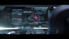 """""""Star Trek Into Darkness"""" - User Interface VFX"""