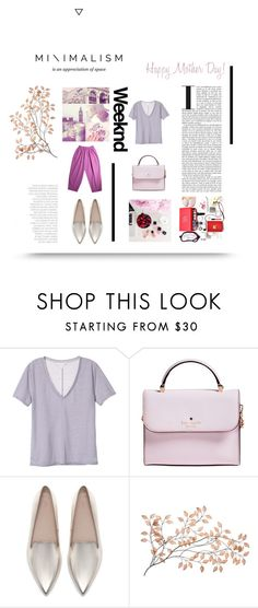 """""""Happy Mother day"""" by ljdia on Polyvore featuring Kate Spade and Zara"""
