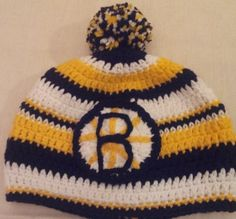 Boston Bruins Hats $20 Hats and Booties $25 Hats & Adult slippers $30 Headbands and Shoes $25 Headbands Shoes & Hat $30 Hat & Sweater $30-40 Hat & Diaper Sets $25 Hat & Cocoon Sets $30 If you don't see what you like just ask and I can make it. Any color and design. Add ears, flower, bow or animal. Hats from newborn to adult, diaper covers up to 9 months, sweaters up to 2 years. Cocoons up to 6 months contact - magicfingers1973@yahoo.ca