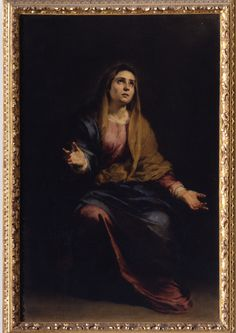 Image detail for -Our_Lady_of_Sorrows_-_Dolorosa. Esteban Murillo, Religious Paintings, Spanish Art, Blessed Mother Mary, Art Database, Caravaggio, Chiaroscuro, Mural Painting, Museum Of Fine Arts