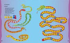 Je kunt hier een slangenspel uit wizwijs downloaden. De kinderen gooien met drie dobbelstenen en elk oog is 10 punten waard. Wie het eerste bij de 1000 is.