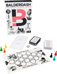 Fun, educational board games for homeschool or at-home learning: Balderdash is great for ELA skills