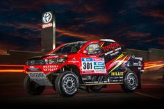 THE DAKAR RALLY: DAKAR 2016 AND TOYOTA - https://3d-car-shows.com/the-dakar-rally-dakar-2016-and-toyota/ THE RACE: DAKAR AND TOYOTA The Dakar Rally is one of the greatest races on earth. It all started in 1977, when the founder of the race, Frenchman Thierry Sabine, got lost in the Ténéré Desert while competing in the Abidjan-Nice Rally. By the following year, the Paris-Dakar was born, and 182 ve...