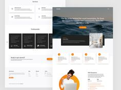 Gravity is a free HTML5 bootstrap template tailored with exceptional, creative, and modern design. It is a multipurpose template that is ideal to use for any type of website that it suits best. Css Website Templates, Creative Design, Modern Design, Bootstrap Template, Html Css, Social Icons, Landing Page Design, Ui Kit