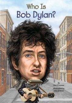 The author of What Was the Battle of Gettysburg? presents an age-appropriate portrait of the iconic music artist that discusses his award-winning achievements, status as a counterculture figure and in