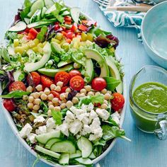 Loaded Power Salad