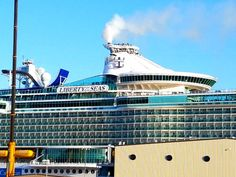If you are planning your first cruise, here is what you need to know before boarding the Liberty of the Seas on the Royal Caribbean cruise ship.
