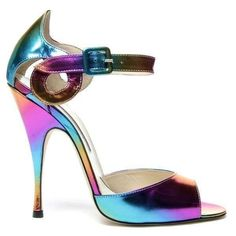 wow factor rainbow shoes