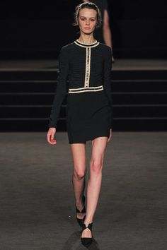 Sass & Bide Fall 2013 Ready-to-Wear Collection Slideshow on Style.com