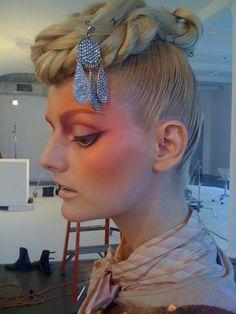 Lydia Hearst, Makeup Artist:Roshar