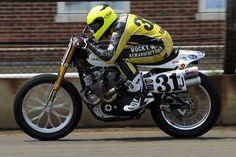 Old dogs can learn new tricks! Series veteran Dan Ingram back to his racing ways at Springfield.