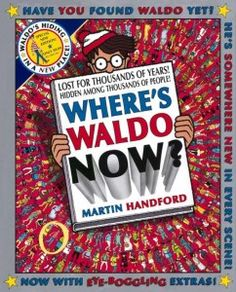 "Book Review ""Where's Waldo Now?: The 25th Anniversary Edition"""