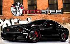 Ford Mustang Mobsteel
