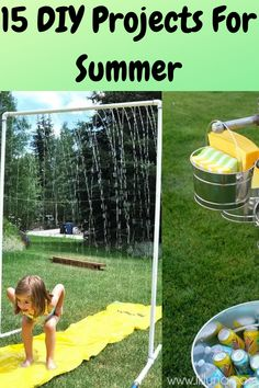 Summer is coming and we'd all like our homes to welcome the season. There are lots of ways you can summer up your home inexpensively with DIY projects.