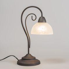 Lámpara de mesa DALLAS 1 óxido