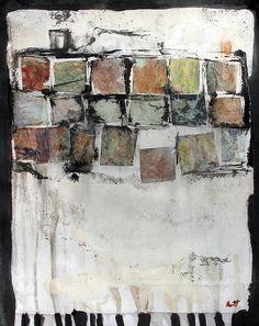 That Song - Scott Bergey, mixed media on paper 2011