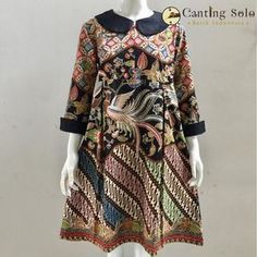 Kulot Batik, Mode Batik, Blouse Batik, Batik Solo, African Attire, African Wear, African Fashion, African Dress, Model Dress Batik