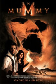 The Mummy - Horror - Very good remake. Not what I consider scary but, worth my time. **The sequels stink. They are all almost exactly the same as the first.