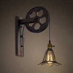 "2 Set of 28/"" H Bronze Hue Filagree Fleur Outdoor Indoor Hanging Wall Sconce"