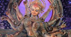 Behala Nutan Dal Durga Puja 2015  #durgapuja #kolkata #aboutkolkata #JustKolkata #durgapuja2015 Durga Ji, Durga Images, Kali Ma, Mermaid Party Decorations, Divine Mother, Goddesses, Poster, Pictures, Beautiful