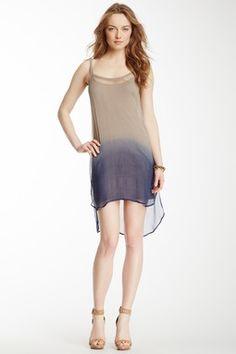 Chan Luu Ombre Tunic Dress