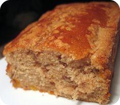 Pecan Peach Amish Friendship Bread ~ Dozen Flours