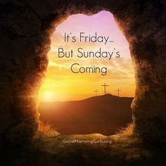 🌟 #EASTER #QUOTE  🌞 #hope #eastersunday #resurrection #life #Heisrisen #lifeoverdeath #Jesusisalive #joy #victory #Helives #newlife #JesusChrist #Jesus  💌 Posted by: Reviewz by Jewelz®, @reviewz_by_jewelz on #instagram  📷 Photo Credit: @goodmorninggirls on ig, goodmorninggirls.org