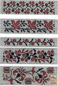 This Pin was discovered by Мар Cross Stitch Bookmarks, Cross Stitch Borders, Cross Stitch Flowers, Cross Stitch Charts, Cross Stitch Designs, Cross Stitching, Cross Stitch Embroidery, Embroidery Patterns, Cross Stitch Patterns