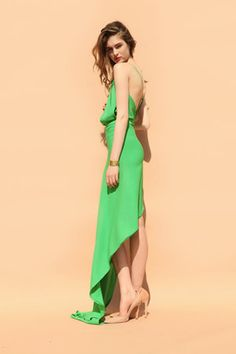 Juan Carlos Obando Resort 2012 Dress