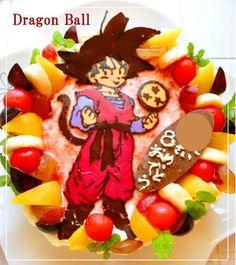 ★ドラゴンボール★~孫悟空~誕生日ケーキ