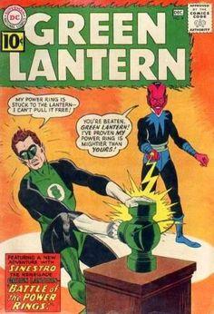 Green Lantern #9 (Digital Comic)