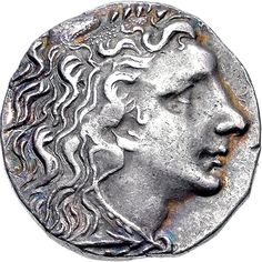 Ancient Silver Money Coin Pontos Persian Iranian King God Mithra - http://www.busaccagallery.com/catalog.php?catid=145