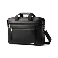 Samsonite Corporation Business Laptop Briefcase f0b5d79e84b2b