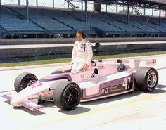 Emmo na Indy em 1984.